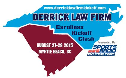 The Derrick Law Firm Kickoff