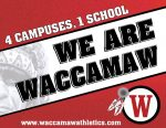 The Waccamaw High School Athletic Booster Club